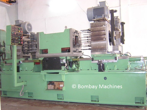 MULTISPINDLE DRILLING MACHINE FOR CLUTCH HOUSING