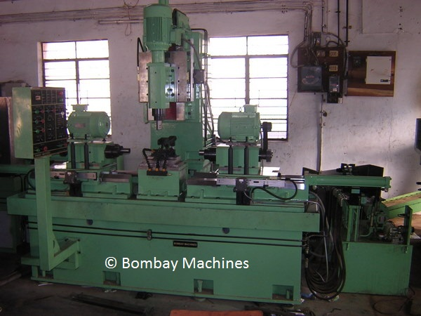 SHIFTER FORK DRILLING MACHINE
