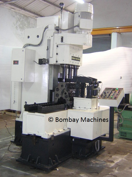 VERTICAL BORING MACHINE FOR CYLINDER BORE