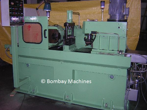 SHIFTER FORK MILLING MACHINE