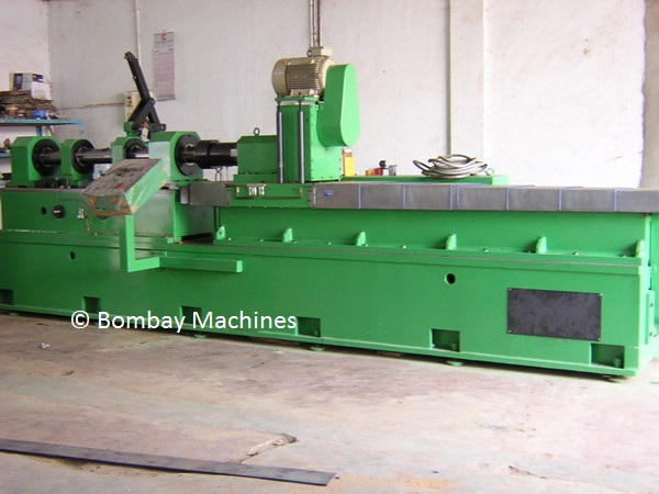 CRANK SHAFTBORE LINE BORING MACHINE